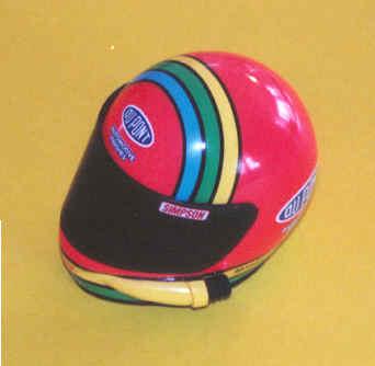 Simpson 1/4 Scale NASCAR Mini Helmets
