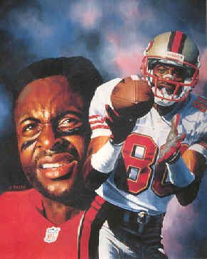 Jerry Rice and secrets of success